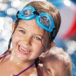 Ujumistunnid väikelastele