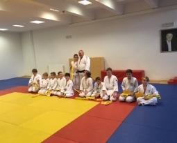 Spordiklubi Nord judotreeningud lastele