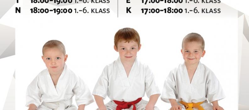 Muutused judo trennides