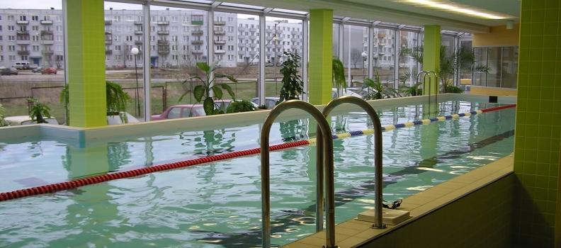 Uued ujumisgrupid lastele