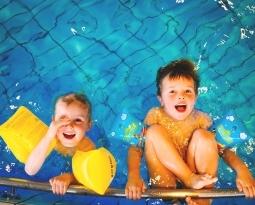 3-6 aastaste laste ujumistunnid Õismäel